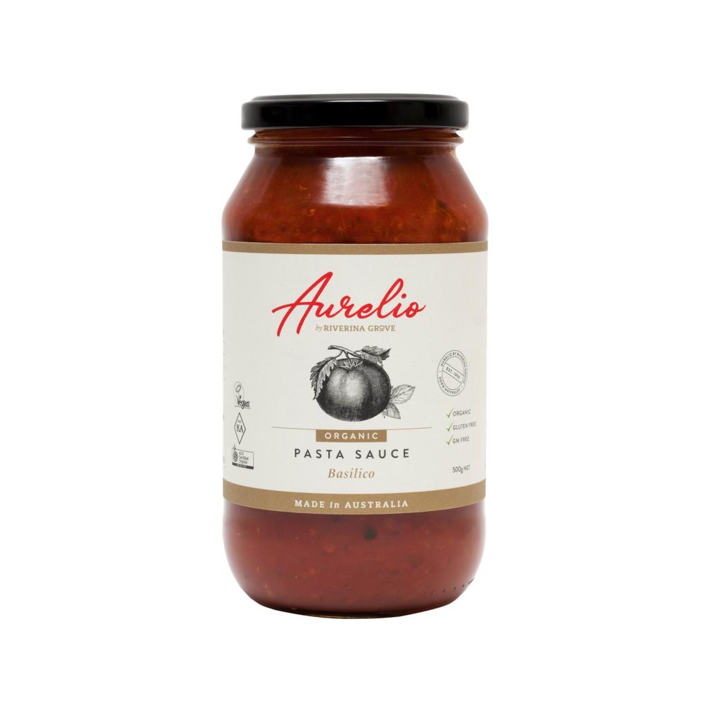 Aurelio Organic Pasta Sauce