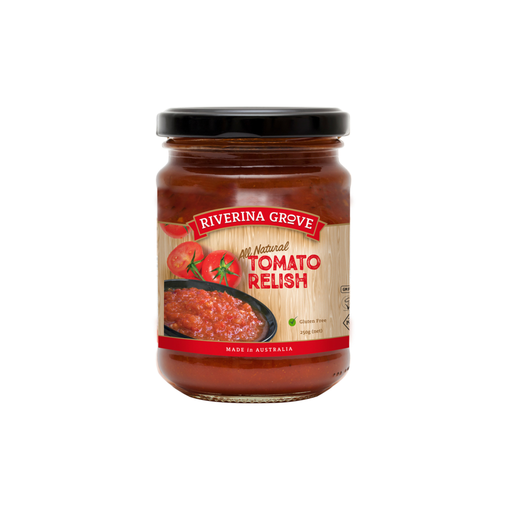 Australian Tomato Relish